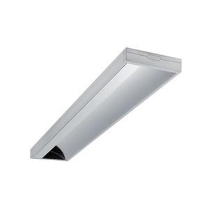 Sylvania RANA ASYM 1092 1x28W dim 1-10V zilver+840