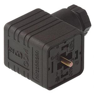 Belden CONNECTOR GDM 3016 ZWART