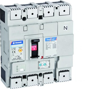 Hager E400NJ-250A4P vermogensautomaat