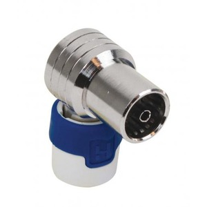 Hirschmann Haakse IEC female connector
