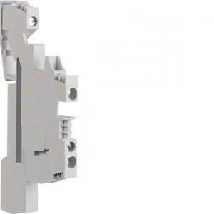 Hager 1-v uitbreidingsklem 4mm2, F/F, schrf.