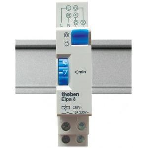 Theben ELPA 8 electromechanische trappenhuisautomaat+synchroonmotor (1 mod)