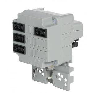 ABB Kabeldoos met 1-fase connector en 4xgst18