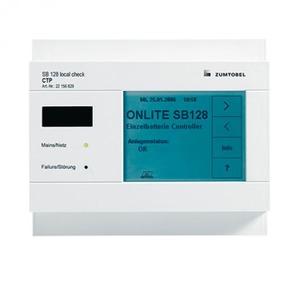 Zumtobel INDIVIDUELE BATTERIJ CONTROLLER ONLITE LOCAL SB 128 CONTROLLER