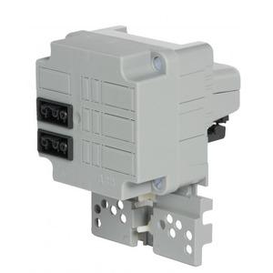 ABB Kabeldoos met 1-fase connector en 2xGST18