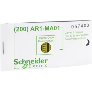 Schneider Electric TEKENS CIJFER 1