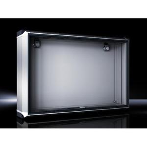Rittal CP Optipanel v Frontplaat 520x400 D=100