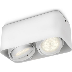 Philips AFZELIA plate/spiral white 2x4.5W SELV