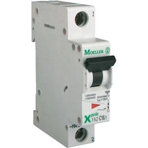 Eaton Installatieautomaat FAZ-C50/1 , C 50A , 1 Polig , 15 kA
