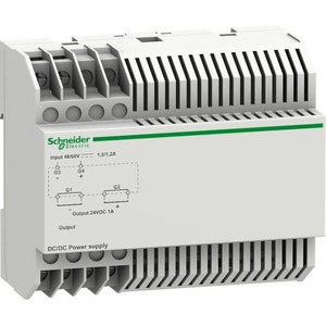 Schneider Electric AD EXT.POWER SUPPLY 125 VDC