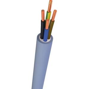 Nexans ALSECURE installatiekabel 5x2,5mm² Grijs 10182051