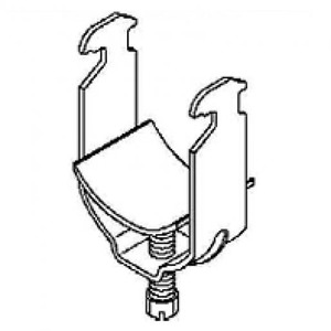 OBO beugelklem 34-40mm Staal 1160400