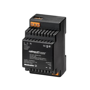 Weidmuller CP SNT 24W 12V 1.5A; POWER SUPPLY, SWITCH-MODE POWER SUPPLY UNIT, 12 V