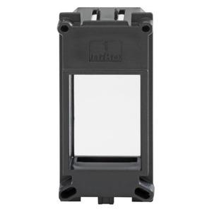 Niko Datacom Onderdeel/Centraalplaat Basiselement met centrale afdekplaat Kunststof 170-65101