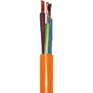 Bohm HH07BQF mantelleiding 5G2.5mm² Oranje 00503010.5554