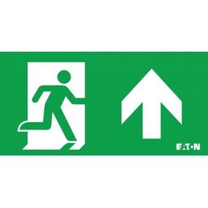 Eaton Blessing NexiTech, pictogram, pijl rechtdoor, 20m, ISO