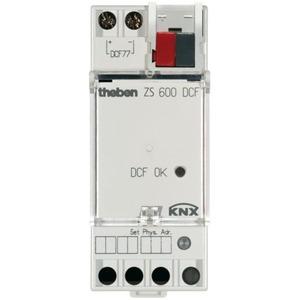 Theben Zs 600 dcf knx tijdzender voor datum+tijd optioneel via dcf antenne