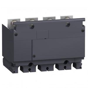 Schneider Electric 1 STROOMTRANSFORMATORBLOK 125/5A 4P