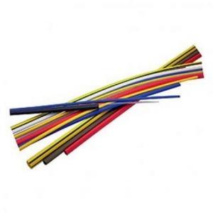 Romal PVC ISOL.KOUS 3MM GROEN/GEEL (300)
