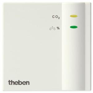 Theben AMUN 716 KNX CO2-sensor KNX voor ventilatorsturing