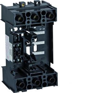 Hager TB2-STS3P125 steeksokkel 3P