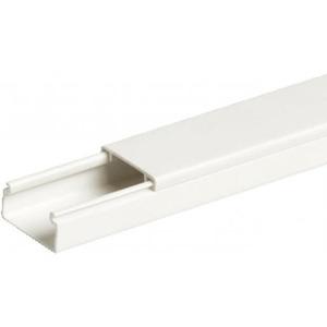 Attema F25 Koker+deksel, 2 meter wit (RAL 9010)