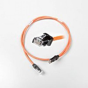 NCS LANMARK-5 PATCH CORD CAT 5E UNSCREENED LSZH 3M ORANGE