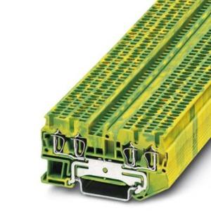 Phoenix Contact ST aardrijgklem 0,14-1,5mm Groen/geel 3031209