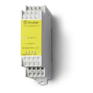 Finder RELAIS GEDW.1M+1V 6A 24VDC