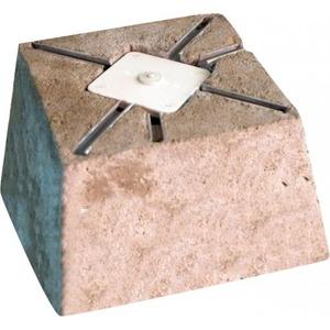 Belasdo B1 betonsokkel 30kg tegel 20x20cm
