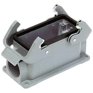 Harting 411 behuizing industriële connector IP65 19300101230