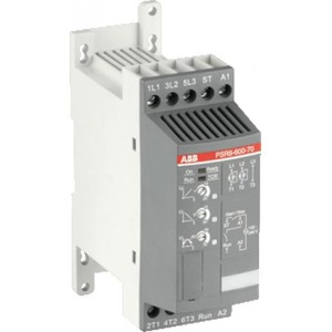 ABB Sofstarter Supply Voltage 100-250V AC In lijn : 5,5kW/400V 12A met