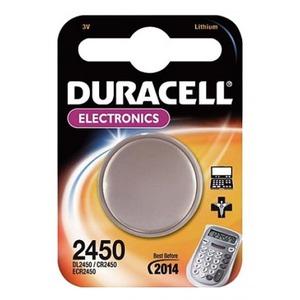 Duracell Batterij horloge 3v dl2450 knoopcel