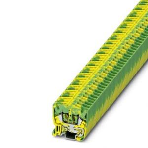Phoenix Contact MSB aardrijgklem 0,14-2,5mm Groen/geel 3244151