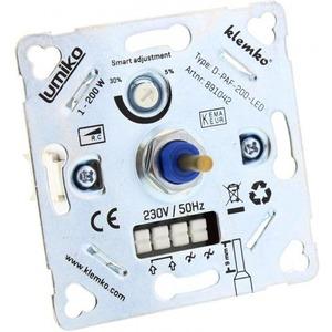 Klemko LEDdimmer D-PAF200-LED