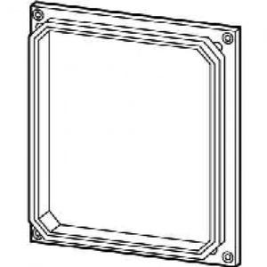 Eaton Deksel, CI, HxBxD=250x375x112mm, transparant
