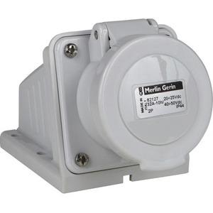 Schneider Electric CEE WANDCONT.DOOS 32A 2P 50V 12H IP44