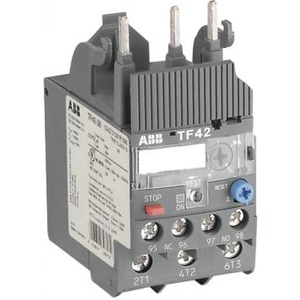 ABB Thermisch overbelasting relais Range: 4,2-5,7A Voor magneetsch.: AF 09