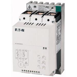 Eaton SOFTSTARTER 200-480VAC(50/60HZ), 110/230VAC STUURSPANNING 30KW 55A