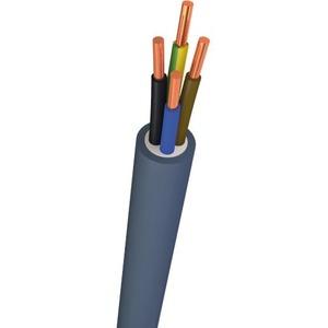 Nexans YMVK Dca installatiekabel 2x2,5mm² Grijs 10529616