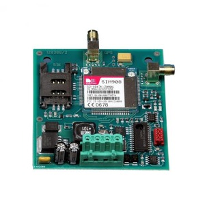 EV-Box chargepoint gsm/gprs/gps modem met RS485 communicatie