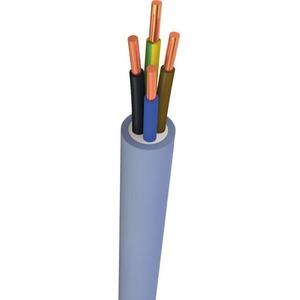 Nexans ALSECURE installatiekabel 3G1,5mm² Grijs 10190544