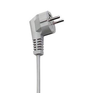 Newlec aansluitleiding Randaardesteker schuin 3G1mm² 2m BRIB011029