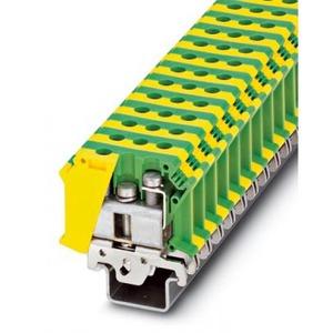 Phoenix Contact UISLKG aardrijgklem 0,75-35mm Groen/geel 3001776