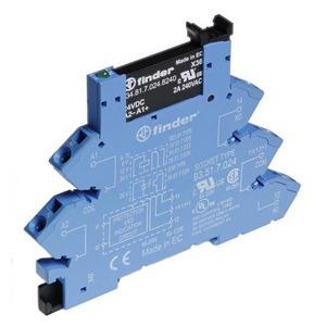 Finder INTERF.RELAIS 1M 0,1A 60VDC S.